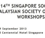 14th Singapore Society of Rheumatology - Malaysian Society of Rheumatology Workshops in Rheumatology (SSR MSR 2013)