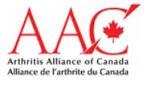 Arthritis Alliance of Canada Annual Meeting
