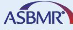 37th Annual Meeting of the American Society for Bone and Mineral Research (ASBMR)